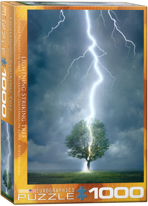 Lightning Strike Tree 1000pc (On Order)
