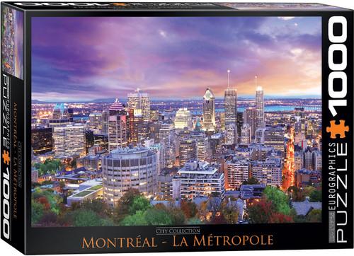 Montreal La Metropole 1000pc (Sold Out)