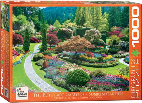 Butchart Gardens - Sunken Garden 1000pc (Sold Out)