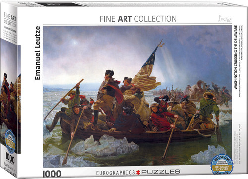Washington Crossing the Delaware - Leutze 1000pc (Sold Out)