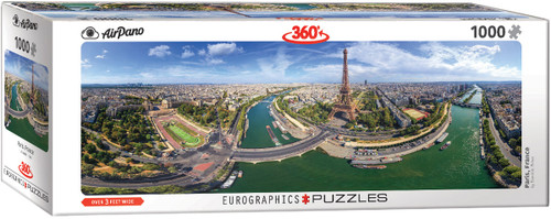 Paris, France 1000pc (Panoramic) (Sold Out)