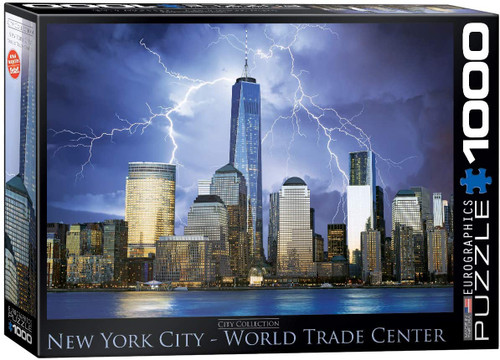 New York City World Trade Center 1000pc (Sold Out)