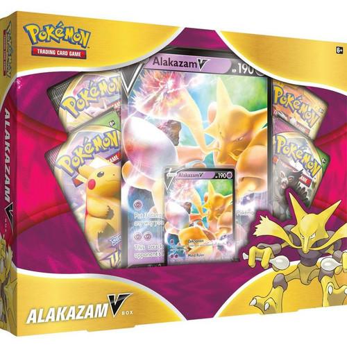 Alakazam V Box—Pokémon TCG
