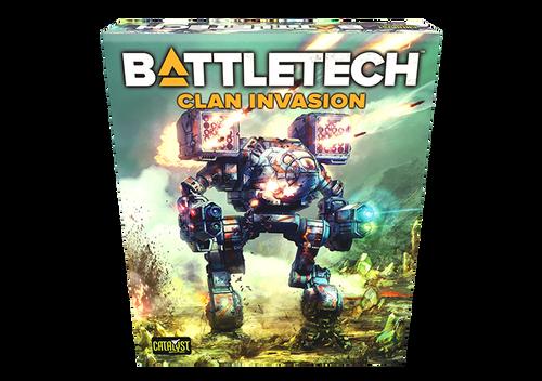 Clan Invasion Box—Battletech