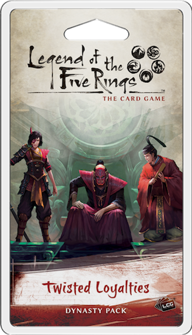 Twisted Loyalties, Dynasty Pack—Legend of the Five Rings