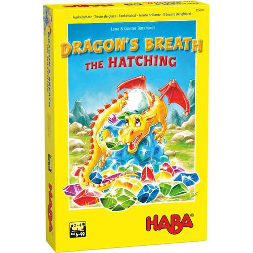 Dragon's Breath: the Hatching