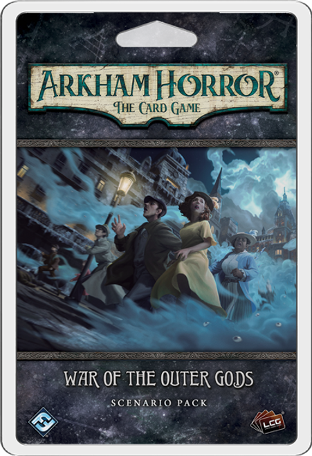 War of the Outer Gods, Scenario Pack—Arkham Horror The Card Game (Pre-Order)