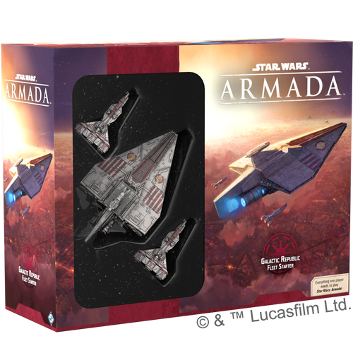 Galactic Republic Fleet Starter—Star Wars: Armada