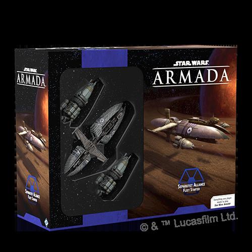 Separatist Alliance Fleet Starter—Star Wars: Armada