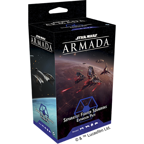 Separatist Fighter Squadrons—Star Wars Armada