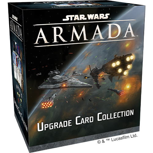 Upgrade Card Collection—Star Wars Armada