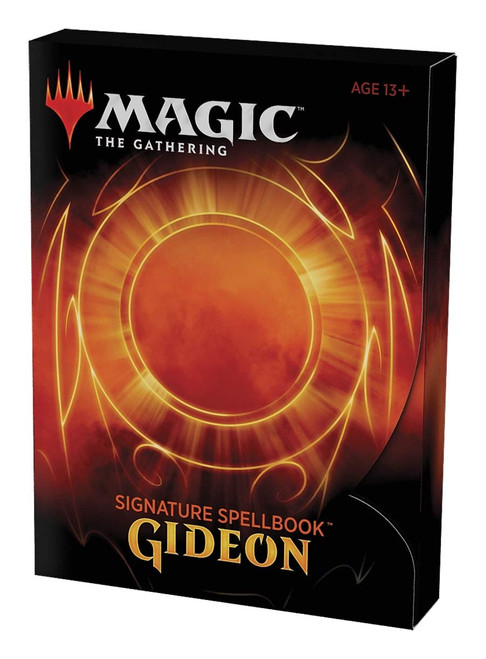 Signature Spellbook: Gideon—Magic the Gathering