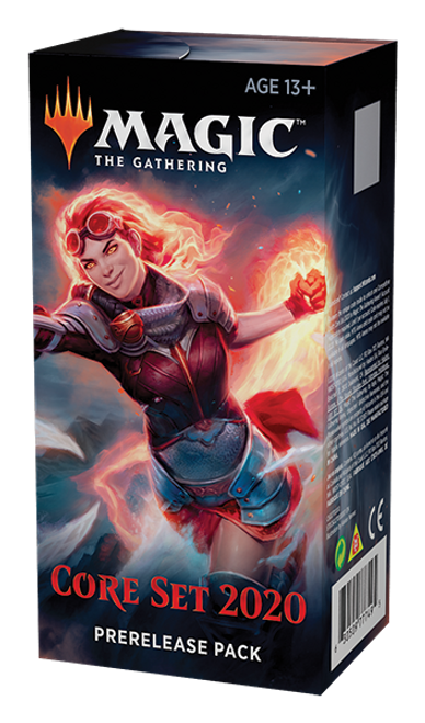 Prerelease Pack, Core Set 2020—Magic the Gathering (In-Store Pickup Only)