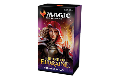 Prerelease Pack, Throne of Eldraine—Magic the Gathering (In-Store Pickup Only)