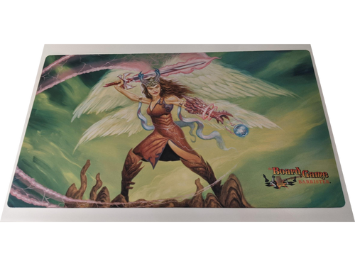 Enchanted Valkyrie Playmat