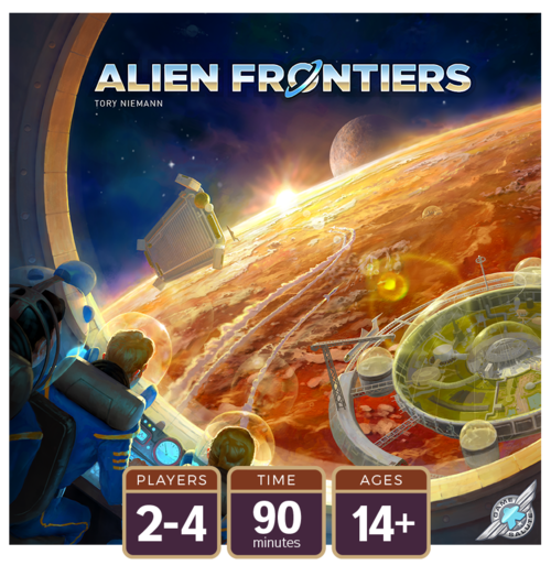 Alien Frontiers (Sold Out)
