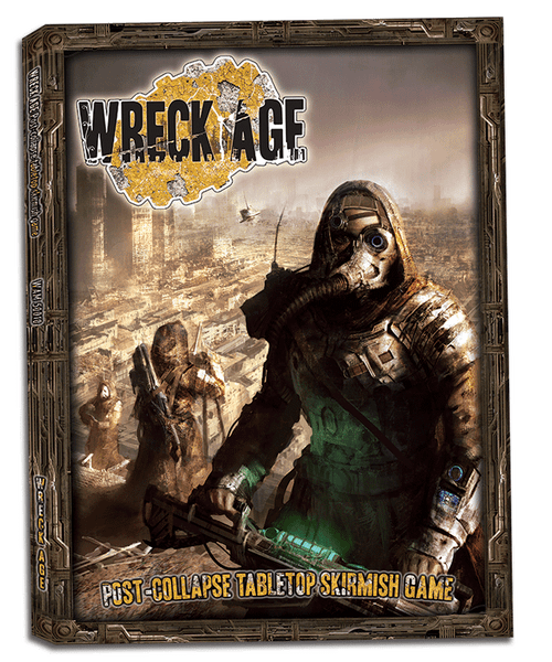 Wreck Age Core Rulebook