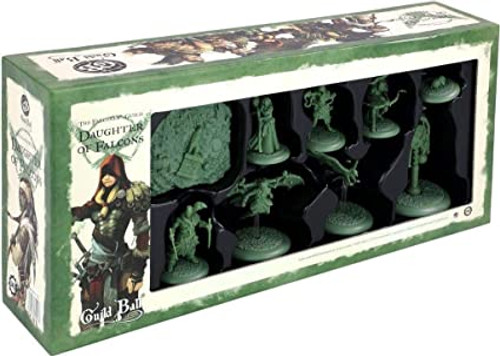 Guild Ball: Falconers—Daughter of Falcons
