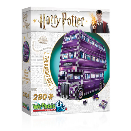 The Knight Bus 3D Puzzle