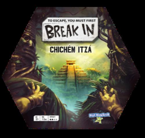 Break In: Chichen Itza (Sold Out)