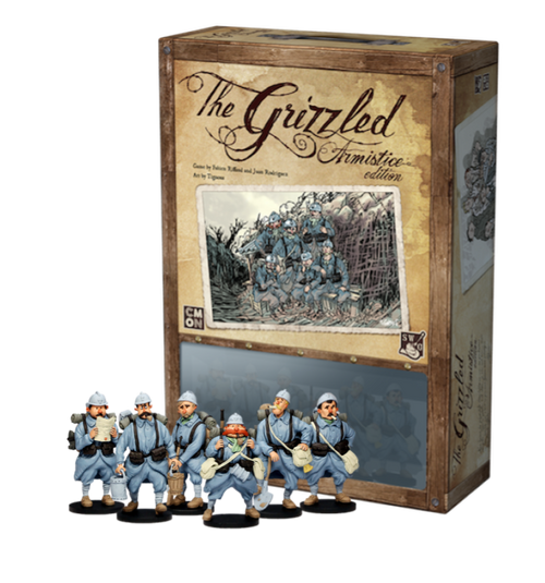 The Grizzled: Armistice Edition (Sold Out)
