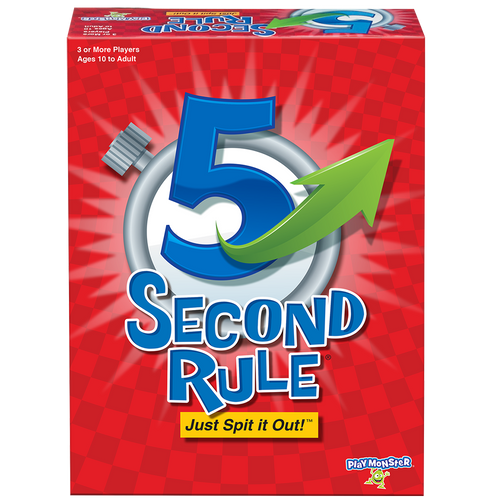 5 Second Rule, Anniversary Edition