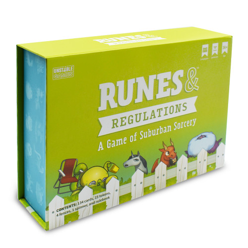 Runes & Regulations: Base Game (Sold Out)