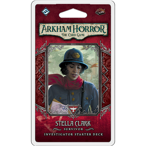 Stella Clark Starter Deck—Arkham Horror The Card Game (Sold Out)