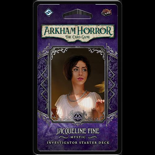 Jacqueline Fine Starter Deck—Arkham Horror The Card Game (Sold Out)