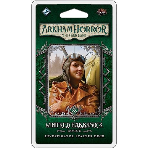 Winifred Habbamock Starter Deck—Arkham Horror The Card Game (Sold Out)