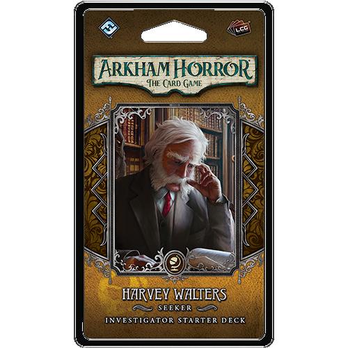 Harvey Walters Starter Deck—Arkham Horror The Card Game