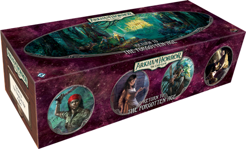 Return to the Forgotten Age, Upgrade Expansion—Arkham Horror The Card Game