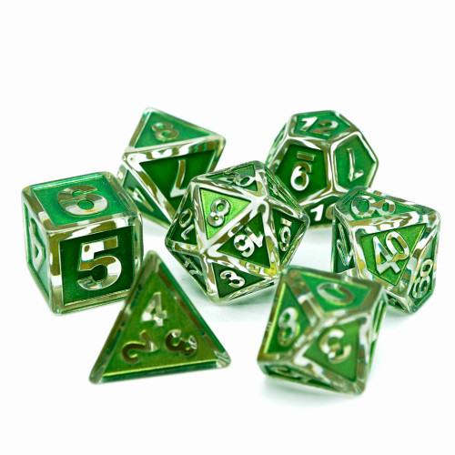 Loch Ness Dice Set (Sold Out)