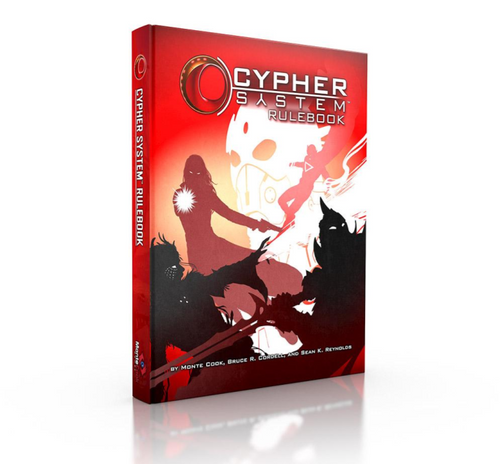 Cypher System Core Rulebook (Sold Out)