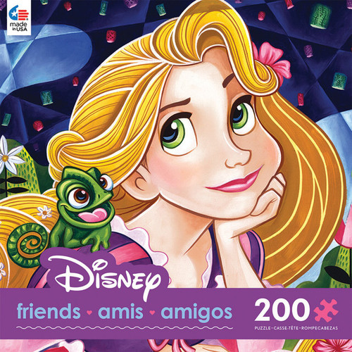 Flowers In Her Hair 200pc