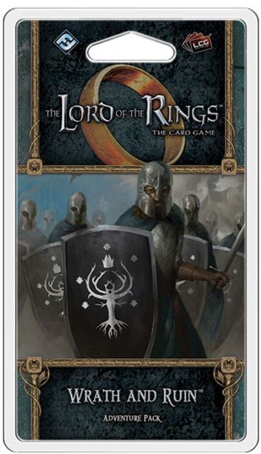 Wrath and Ruin, Adventure Pack—The Lord of the Rings: The Card Game