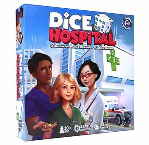 Dice Hospital (Sold Out)