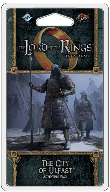 The City of Ulfast, Adventure Pack—The Lord of the Rings: The Card Game (Sold Out)