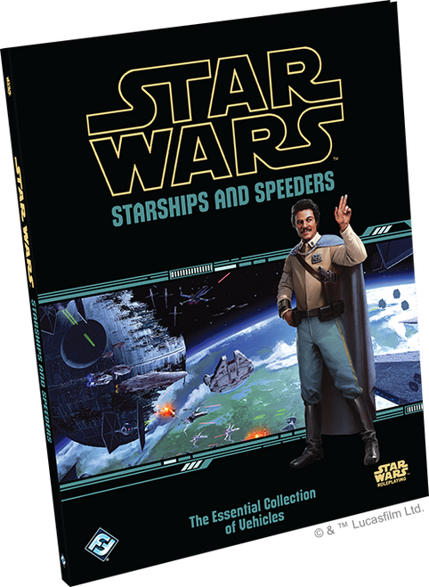 Starships and Speeders—Star Wars Roleplaying (Sold Out)