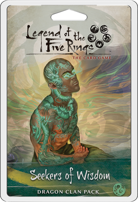 Seekers Of Wisdom, Dragon Clan Pack—Legend of the Five Rings