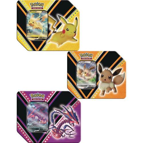 V Powers Tin—Pokémon TCG (Sold Out)
