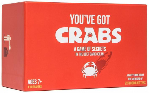 You've Got Crabs (Sold Out)