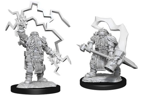 Dwarf Cleric Male—D&D Nolzur's Marvelous Miniatures (Pre-Order)