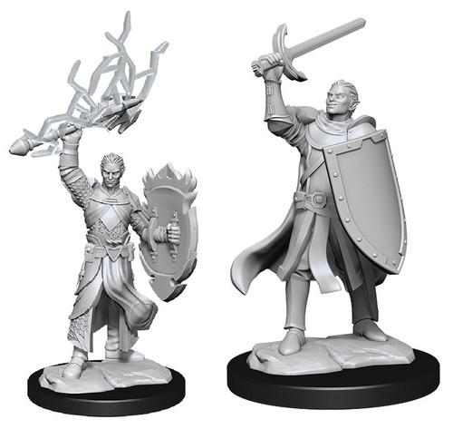 Half-Elf Paladin Male—D&D Nolzur's Marvelous Miniatures (Pre-Order)