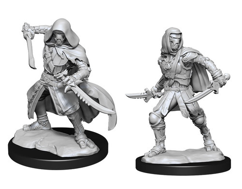 Warforged Rogue—D&D Nolzur's Marvelous Miniatures (Pre-Order)