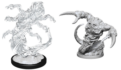 Tsucora Quori & Hashalaq Quori—D&D Nolzur's Marvelous Miniatures (Pre-Order)