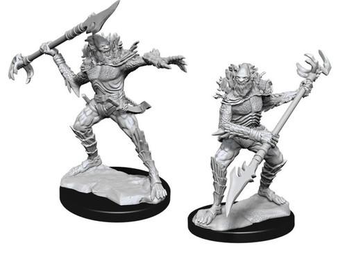 Koalinths—D&D Nolzur's Marvelous Miniatures W14