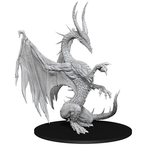 Blue Dragon—Pathfinder Deep Cuts Unpainted Miniatures (Pre-Order)