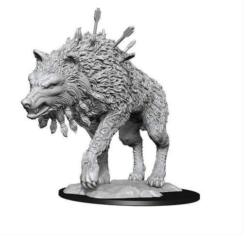 Cosmo Wolf—Magic the Gathering Unpainted Miniatures (Pre-Order)