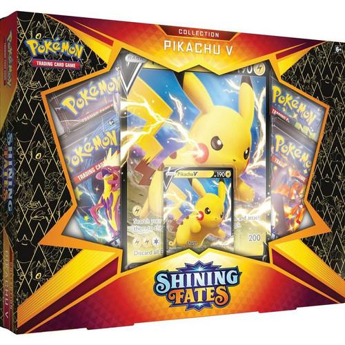 Pikachu V, Shining Fates—Pokémon Sword & Shield (Allocated) (Pre-Order)